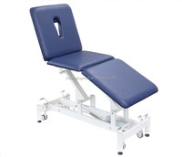 Portable electric medical examination couch /physical therapy bed CY-C108