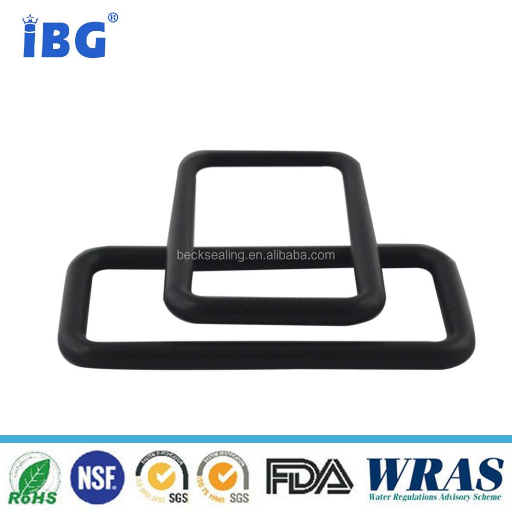 mould pressing custom shape rubber parts for car