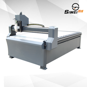 Professional high accuracy 001mm manual metal traffolyte cnc engraving machine
