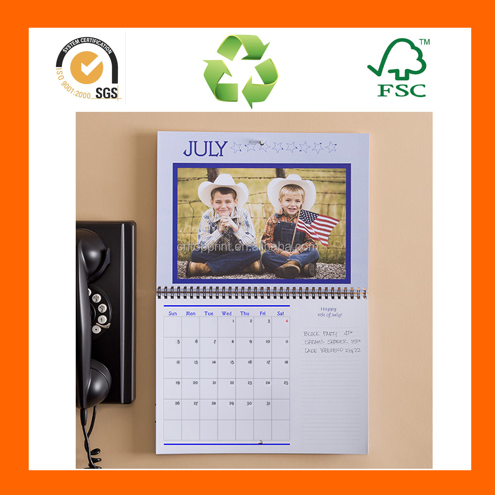 List Manufacturers of Custom Printed Daily Calendars, Buy Custom ...