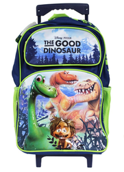 "Dinosaur Large 16"" Roller School Backpack trolley luggage"