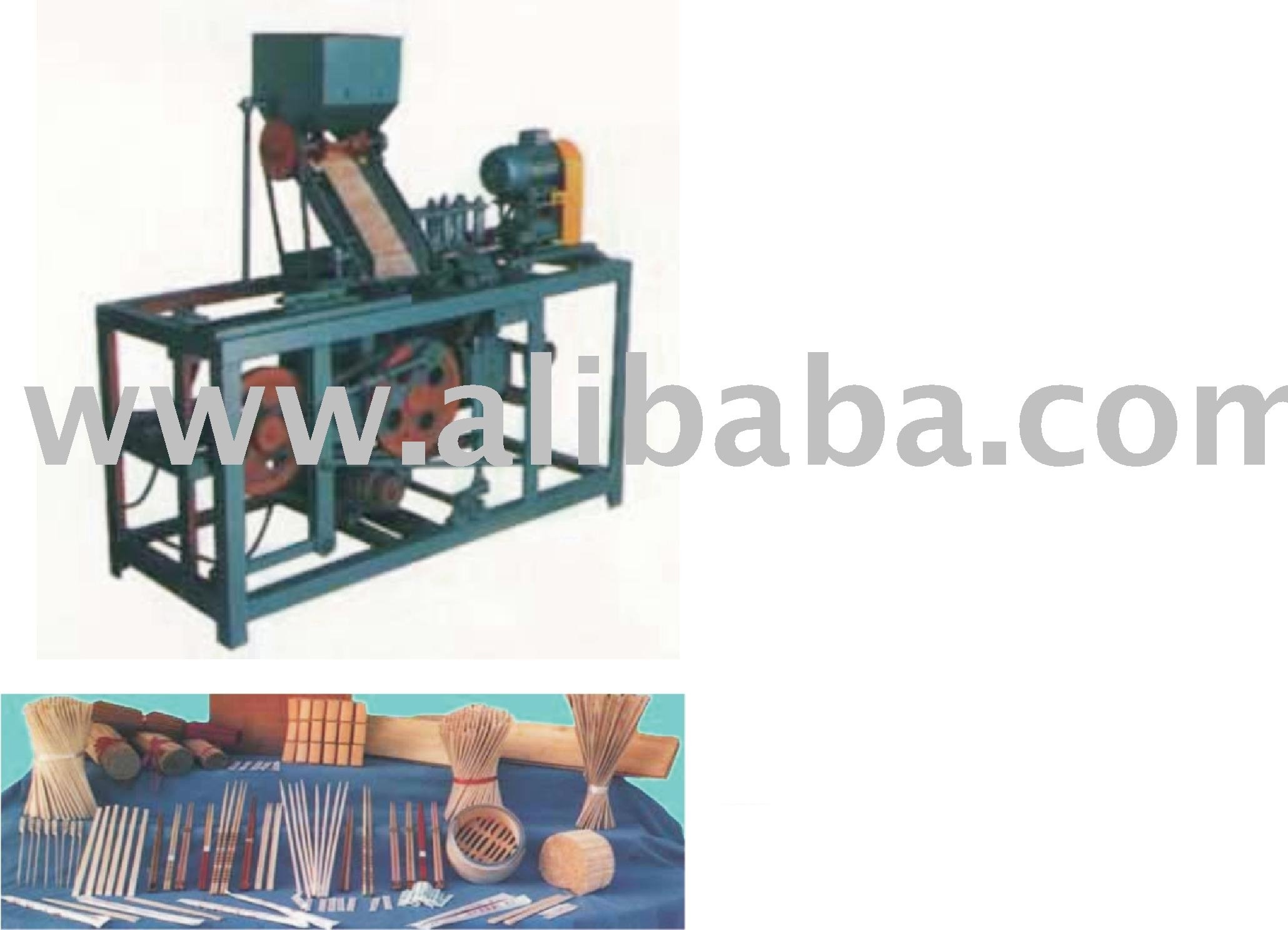 Toothpick Making Machine