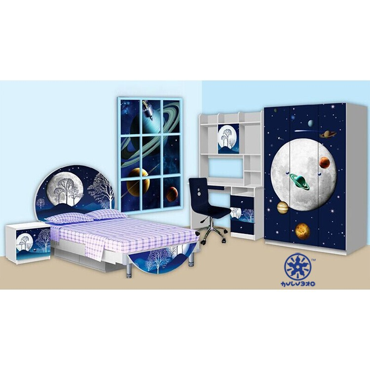 Modern kids child youth bedroom furniture set Cheap 926A