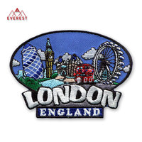 Wholesale custom embroidered patch