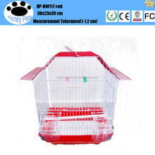 Top grade travel outdoor stand with wheels bird cages.