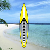 inflatable stand up paddleboard/paddle boards plastic/racing stand up paddle boards