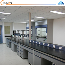 Biology Chemistry Laboratory Furniture workbench Metal Steel-Frame epoxy resin bench top Lab Working bench