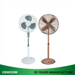 "Ce Rohs Emc Certification And Metal Material 18"" Industrial Fan 18""Standing Fans Electric"