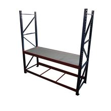 Industrial pallet steel factory warehouse stacking rack shelves shelf storage