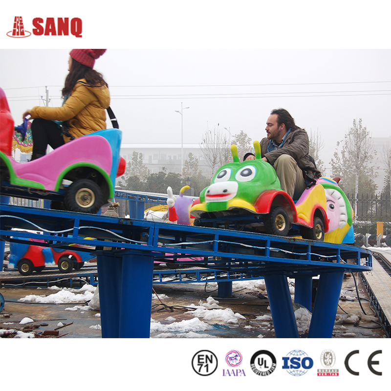 SANQGROUP Factory Mini Bus Rides fairground rides for sale