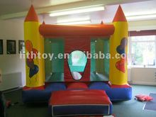 cheap inflatable bouncy castle paint