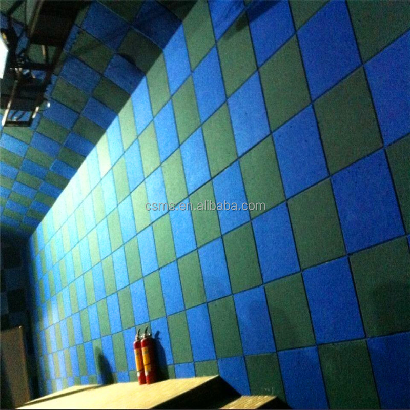 Rehearsal Hall Decoration Wall Panel Soundproofing