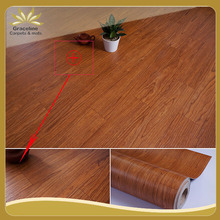 High Quality Self Adhesive Glossy PVC Vinyl Flooring Roll
