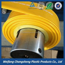 Anti-UV Wear Resistant High Pressure Water Well Discharge PVC Layflat Hose