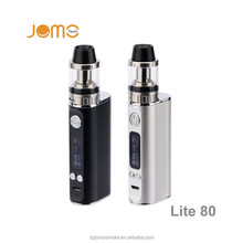 Alibaba co uk Best selling products E cigarette mods jomotech lite 80 vape box mod cheap price for wholesale