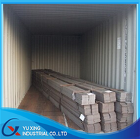 Hot rolled black flat steel accord to china standard