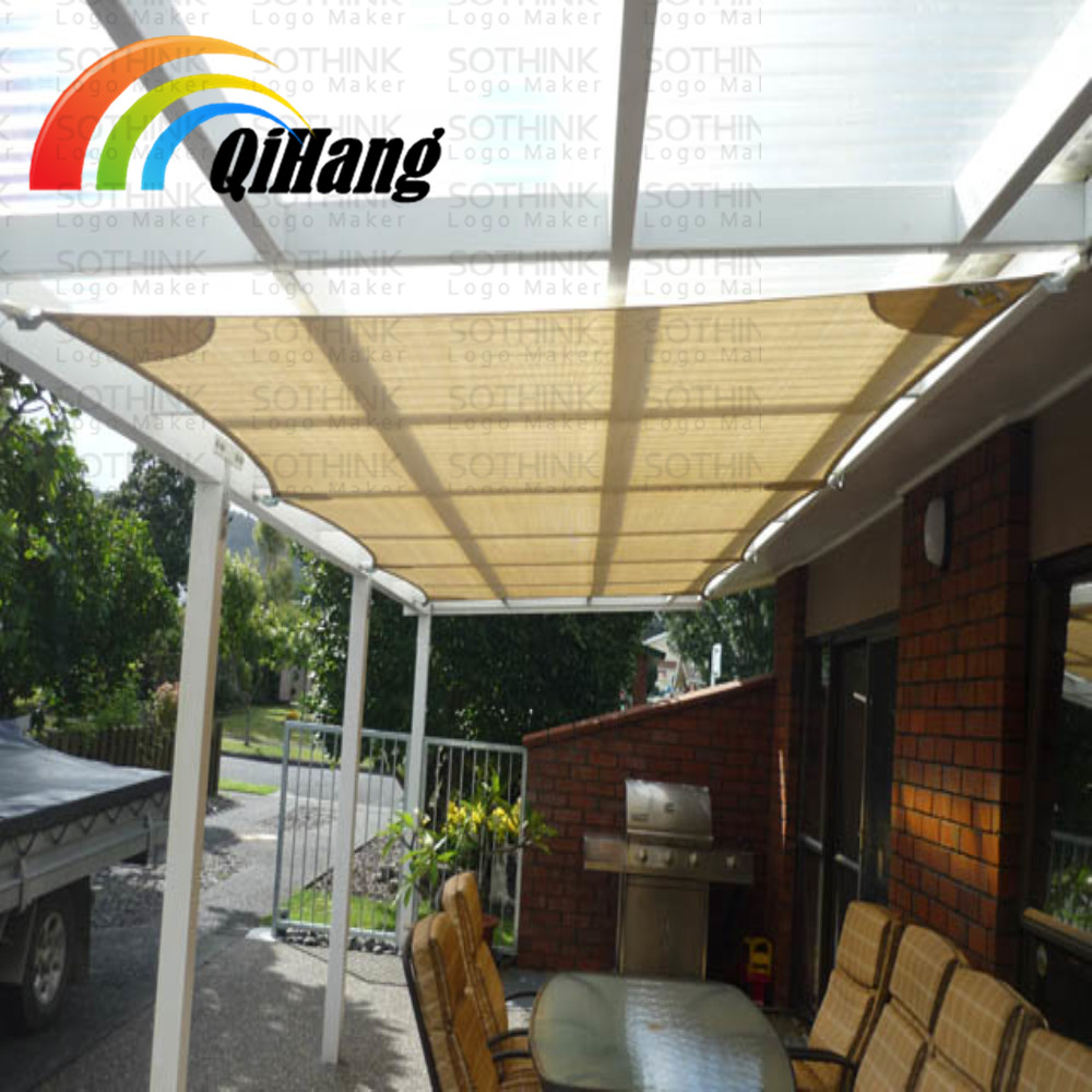 Hdpe High Quality Waterproof Sun Shade Sail Canvas Shade Sails Sail