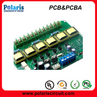 high stability for 12v power supply pcb and pcb assembly factory
