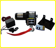 12 volt winch remote control , 3000 lb dc electric awd winches , wireless remote portable winch 4x4