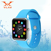 New Fashion Candy Color Jelly silicone Quartz Watch