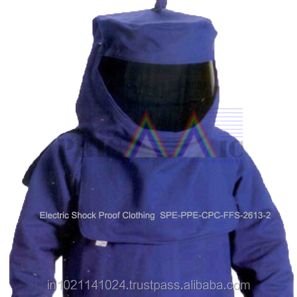 Electric Shock Proof Clothing ( SPE-PPE-CPC-FFS-2613-2 )
