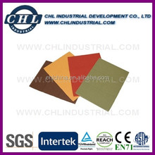Durable customized plastic table mat