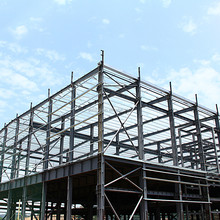 high quality steel structure fabrication for steel construction