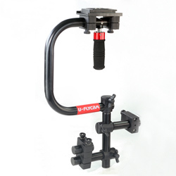 U-Flycam Handheld Stabilizer Supporting Cameras weighing upto 1.5kg/3.3lbs (FLCM-U)