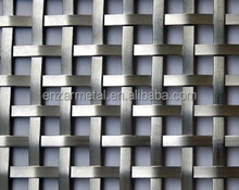 Metal Art Curtain Fabric/Colored Decorative Mesh
