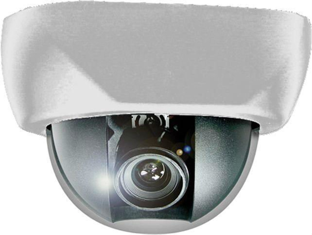 High Resolution Vari-Focal Dome Camera