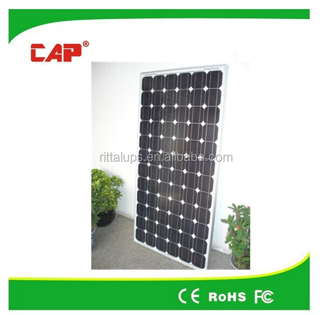 high efficiency industrial mono solar panel 1kw price