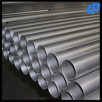 ASTM B338 Cold rolled seamless titanium tube terracotta pipe