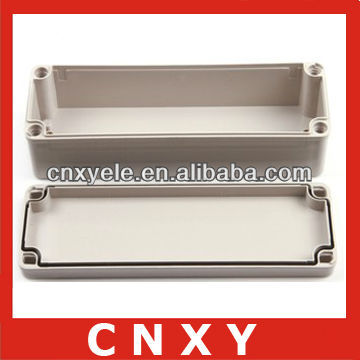 Electrical utility electric meter box cover/plastic enclosure electronic/panel mounted enclosure