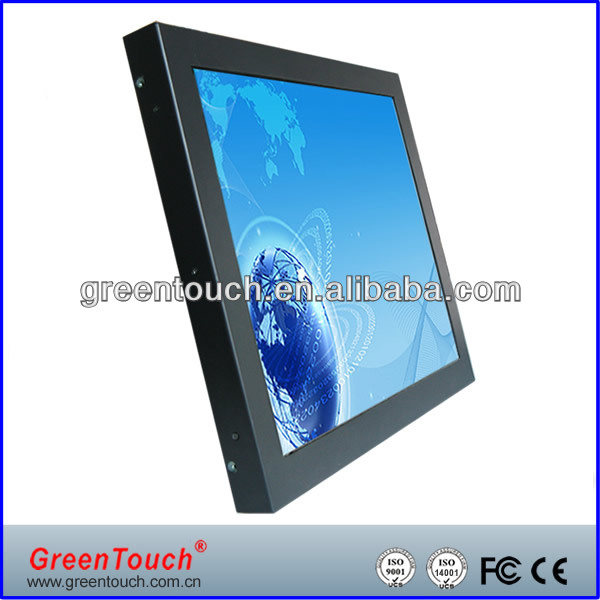 17 inch cheap lcd/led open frame computer monitors with hdmi