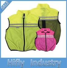 Hi vis workwear work jacket fluorescent waterproof coat rain sets rain jacket rain pant trousers in stock