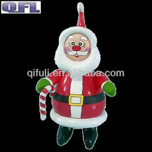 Large Inflatable Christmas Santa Claus
