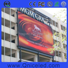Government Project good price high brightness P16 outdoor led display full color LED video wall screen