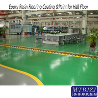 Decorative Epoxy Resin for Airport Flooring Coating and Paint