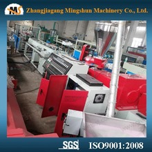PVC pipe extruder line / PVC pipe fabrication machine / PVC pipe fabrication production line