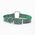 The multifunctional abrasion resistant nylon Hunting dog collar with metal buckle
