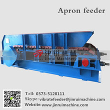 Hot sale large capacity apron feeder for industrial