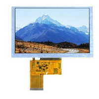 5 inch tft lcd color tv monitor 720*1280 UNTFT40394