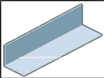 Knauf Galvanized Steel Angle Section