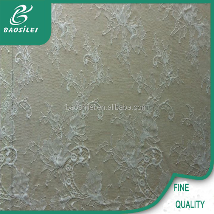 high quality latest style african quipure dry lace material factory in china