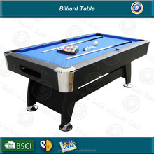 Factory direct sale star united billiard table 7ft snooker table billiard slate price