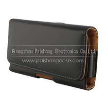 holster belt clip pouch leather case cover for Galaxy S3 size