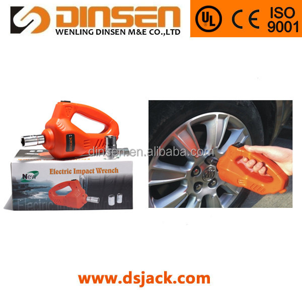electric wrench for truck tire