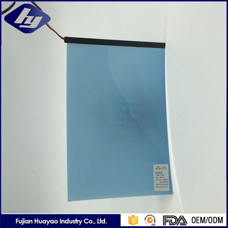 New Design safety Laminated Adhesive Magic Smart Film for Building