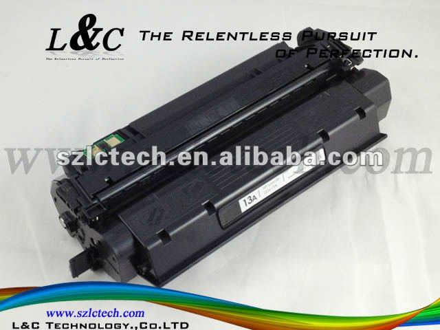 new packaging for hp Q2613A toner