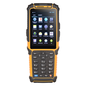 TS-901 Android 7.0 RFID qr barcode scanner reader restaurant wireless ordering PDA system portable